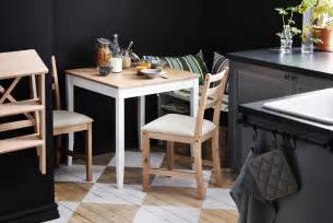 Ikea Kitchen Table by Make Room For A Small Kitchen Dining Area