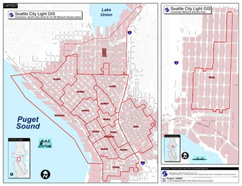 seattle utility map electric service