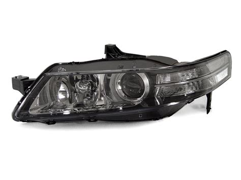 how to replace 2006 acura tl headlight depo 2004 2006 acura tl jdm clear corner d2s xenon hid