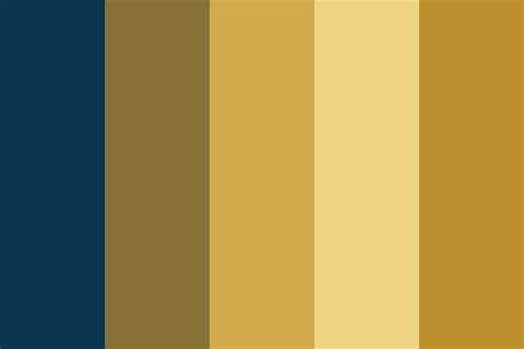 gold and gray color scheme blue gold white and gray color palette