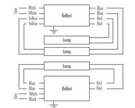 fluorescent lighting circuit wiring diagram collections