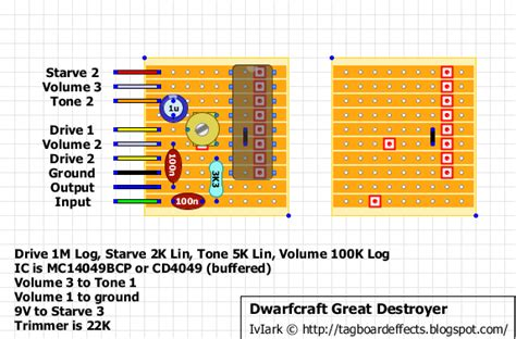 Mc14049bcp ic problems building the great destroyer dwarfcraft devices