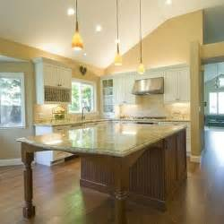 kitchen island with extended table for the home pinterest