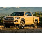 Toyota Tacoma TRD Off Road Double Cab 2016 Wallpapers