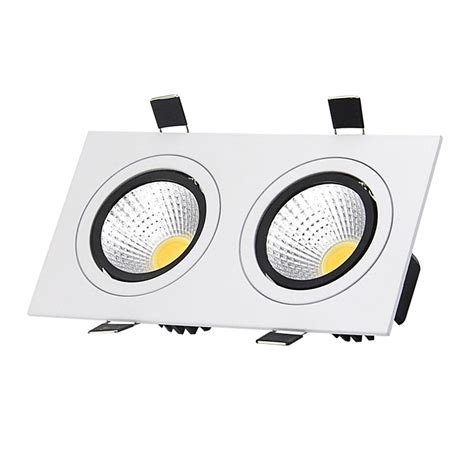 dimmable led recessed lights led recessed ceiling downlight square dimmable led free