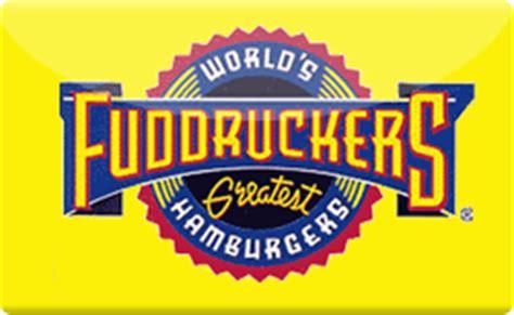 buy fuddruckers gift cards raise - Fuddruckers Gift Card