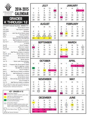Anoka Hennepin Calendar Calendar