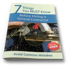 boston general contractors boston general contractor important consumer information