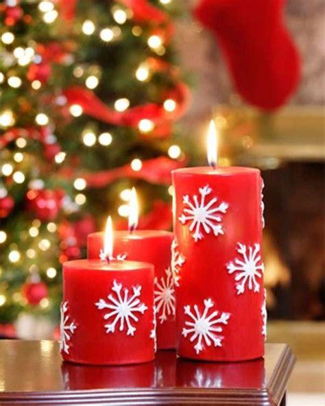 immagini di candele natalizie candele di natale foto design mag