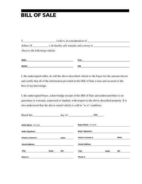 Free Massdot Rmv Registry Of Motor Vehicles Auto Bill Sale Form Massachusetts Vehicle Truck Mass Rmv Bill Of Sale Template