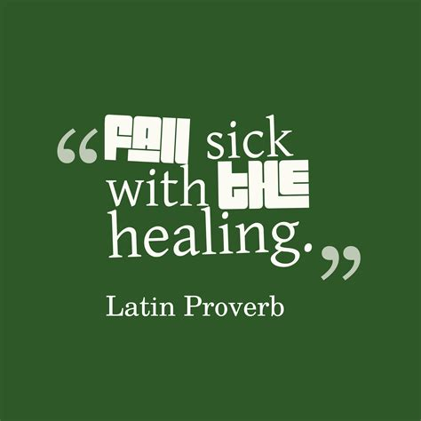 Sick Quotes Quotes About Healing The Sick 28 Quotes