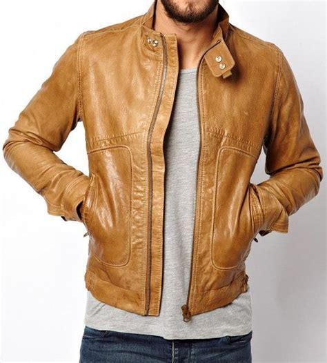 jacket color mens leather jacket color jacket mens menreal