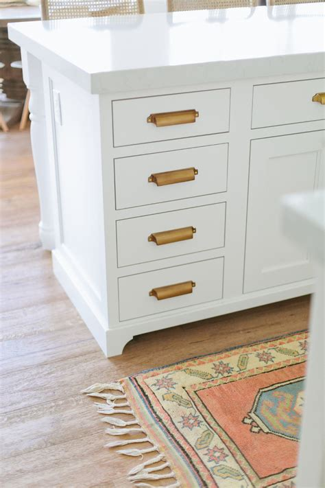 modern farmhouse cabinet pulls granite versus quartz what is right for your home home