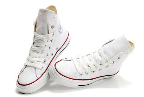 converse high top chuck all optical white