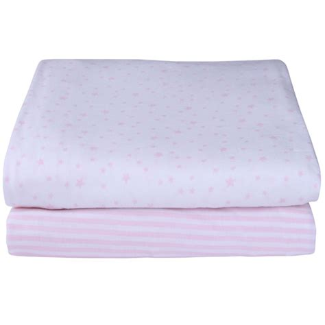 jersey bed sheets clair de lune jersey cotton printed fitted sheet ebay
