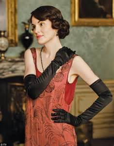 lady mary crawleys new hair style downton abbey is still more of a comedy or a farce than a