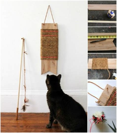 awesome diy projects for cat owners