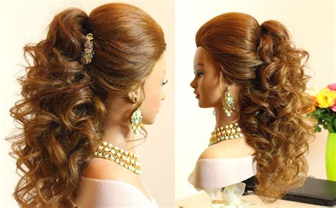 Easy Bridal Hairstyles For Hair by Easy Prom Hairstyles For Hair Bridal Hairstyle