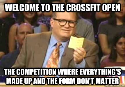 Crossfit Open Meme - kai greene fought phil heath and crossfitters still can t