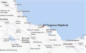 el progreso majahual weather forecast