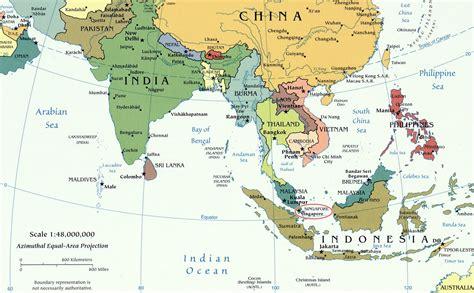 imagenes satelitales de singapur singapur mapa pol 237 tico