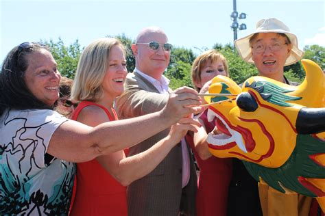 the hong kong dragon boat festival in new york new boats for hong kong dragon boat festival unveiled in