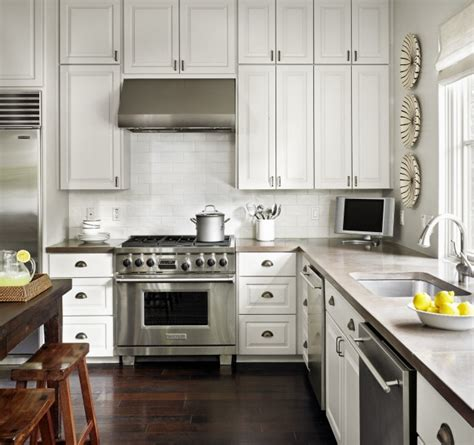 White Kitchen Cabinets Gray Granite Countertops by White Kitchen Cabinets With Gray Granite Countertops Grey Granite Countertops Kitchens White