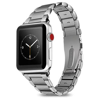 Apple Band Hoco Stainless Steel 3 Pointer 42mm 38mm Gold Color 1 hoco 3 pointer stainless steel band for apple 42mm