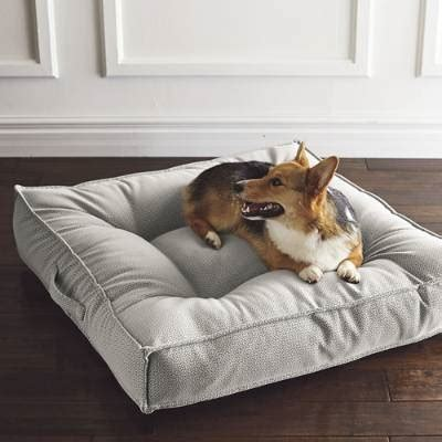 frontgate dog bed piazza pet bed frontgate