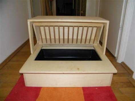 litter box set up for rabbits what are the choices