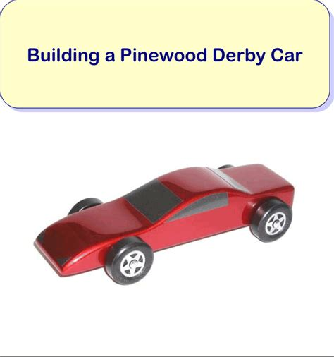 pinewood derby car templates free premium