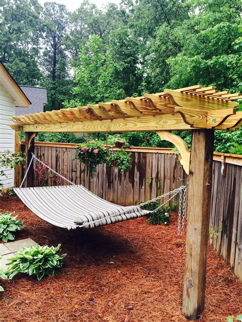 Backyard Hammock Ideas by Beautiful Hammock Stand Backyard Ideas