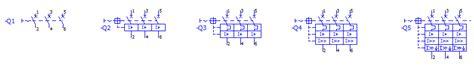 Symbol Leistungstrennschalter (Wissenstransfer - Anlagen ... Lsig