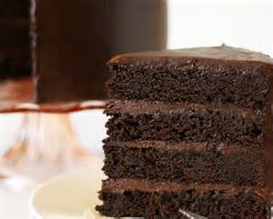 rich choc mud cake recipe food ideas recipes