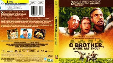 O Brother, Where Art Thou? - Movie Blu-Ray Scanned Covers ... O Brother Where Art Thou Soundtrack