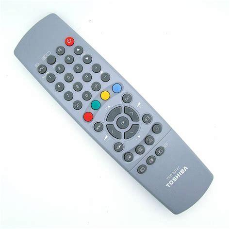 Remote Tv Toshiba Original original toshiba remote twd 50147 for tv remote