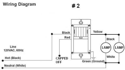 hpm motion sensor wiring diagram k