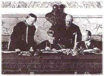 patti lateranensi testo concordato patti lateranensi anno 1929