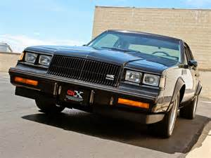 Buick Gnx 1987 Mad 4 Wheels 1987 Buick Gnx Best Quality Free High