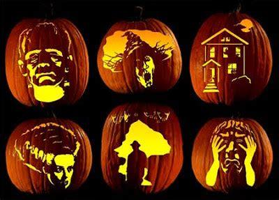free funny pumpkin carving templates stencils letmeget com