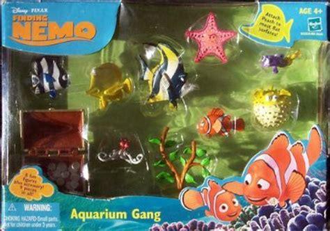 Wcf Finding Nemo Figure Nemo free finding nemo aquarium 10 figurine set new factory sealed other toys hobbies