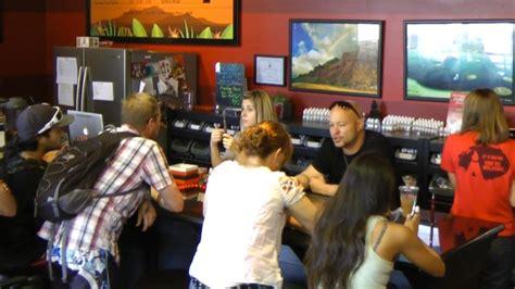 the vaping section hawaii vaping diaries 29 volcano vapor cafe tour rpad tv