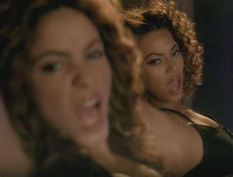 Beyonce And Shakira Beautiful Liar by Pin Shakira Feat Beyonce Beautiful Liar Lyrics On
