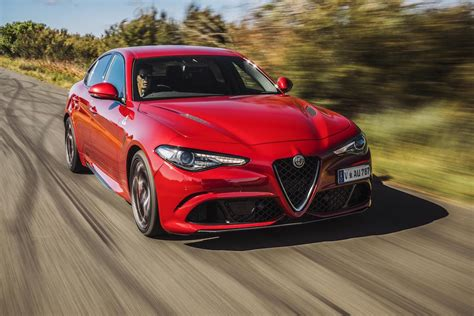 alfa romeo giulia insurance 2017 alfa romeo giulia qv review practical motoring