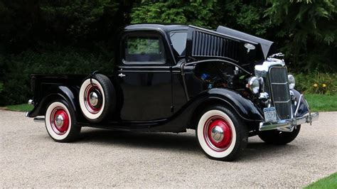 ford up truck for sale 1936 ford up for sale all steel flathead v8