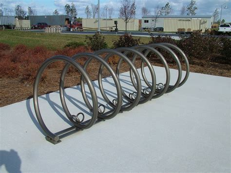 Mtb Rack For by Helix Bike Rack Conceptual Site Furnishings