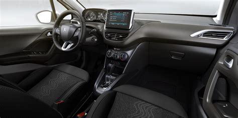 peugeot 2008 interior 2017 peugeot 2008 con novedades en mega autos