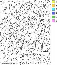 printable color by number printable color by number for adults