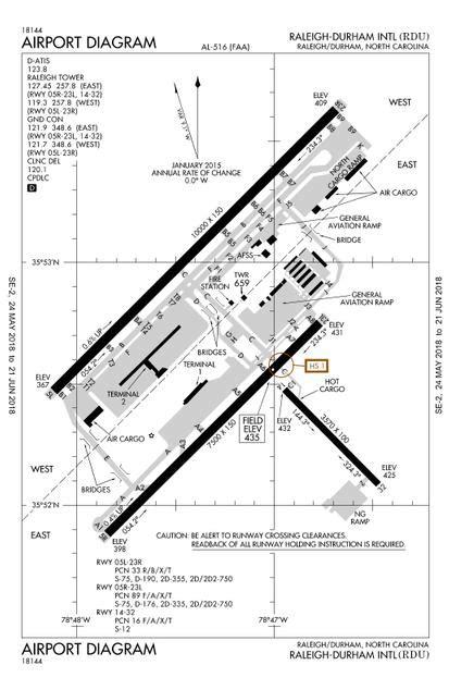 international airport diagrams raleigh durham international airport krdu aopa airports