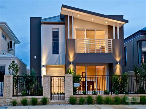 Two Story Townhouse Floor Plans photo of a wrought iron house exterior from real